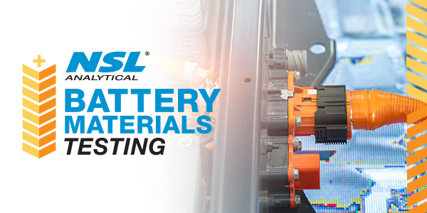 NSL announces battery materials testing